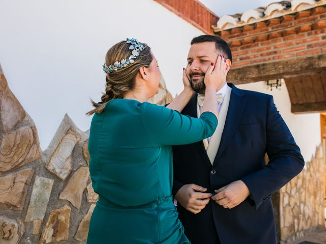 La boda de Pablo y María en Estación Cabra De Santo Cristo, Jaén 13