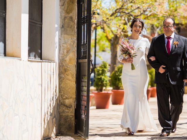 La boda de Pablo y María en Estación Cabra De Santo Cristo, Jaén 35