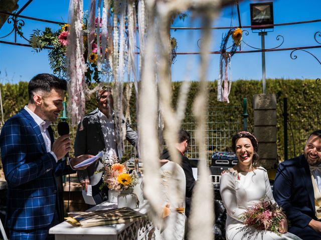 La boda de Pablo y María en Estación Cabra De Santo Cristo, Jaén 39