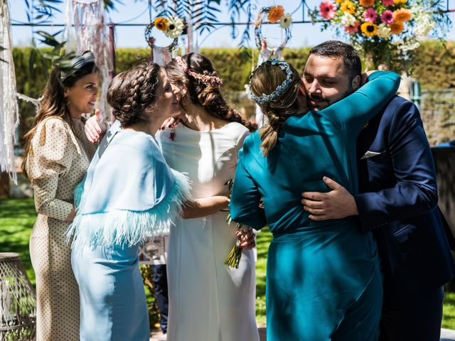 La boda de Pablo y María en Estación Cabra De Santo Cristo, Jaén 47
