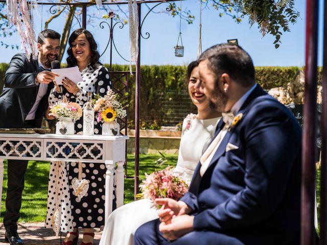 La boda de Pablo y María en Estación Cabra De Santo Cristo, Jaén 51
