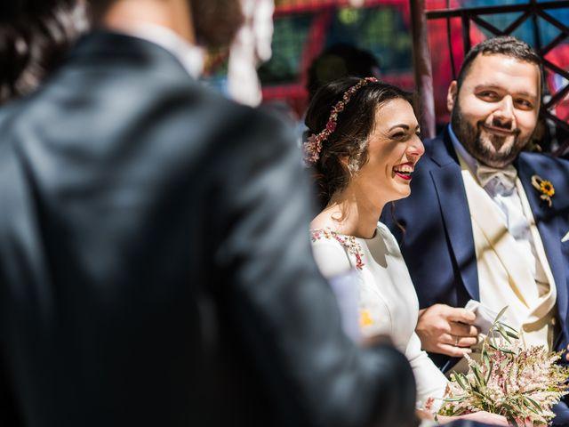 La boda de Pablo y María en Estación Cabra De Santo Cristo, Jaén 50