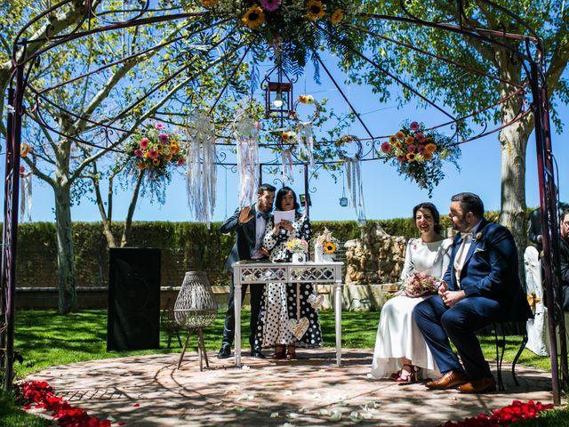 La boda de Pablo y María en Estación Cabra De Santo Cristo, Jaén 49