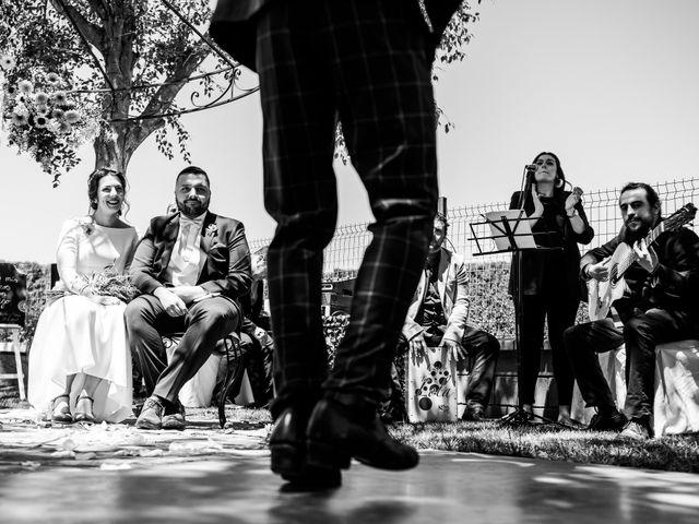 La boda de Pablo y María en Estación Cabra De Santo Cristo, Jaén 48