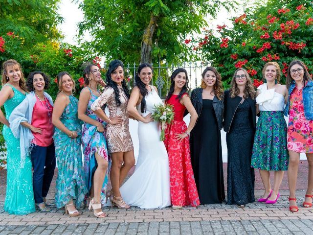 La boda de Kike y Marina en Villomar, León 6