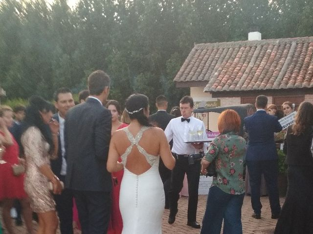 La boda de Kike y Marina en Villomar, León 7