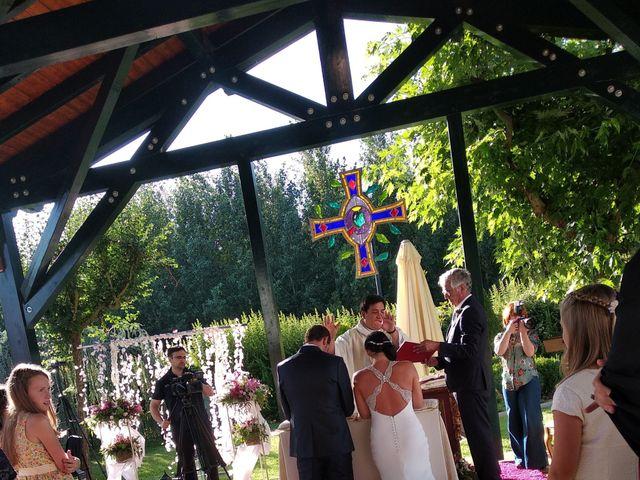 La boda de Kike y Marina en Villomar, León 8