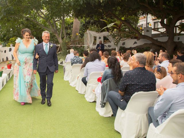La boda de Jorge y Carmen en Santa Ursula, Santa Cruz de Tenerife 2
