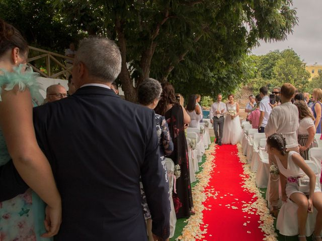 La boda de Jorge y Carmen en Santa Ursula, Santa Cruz de Tenerife 1