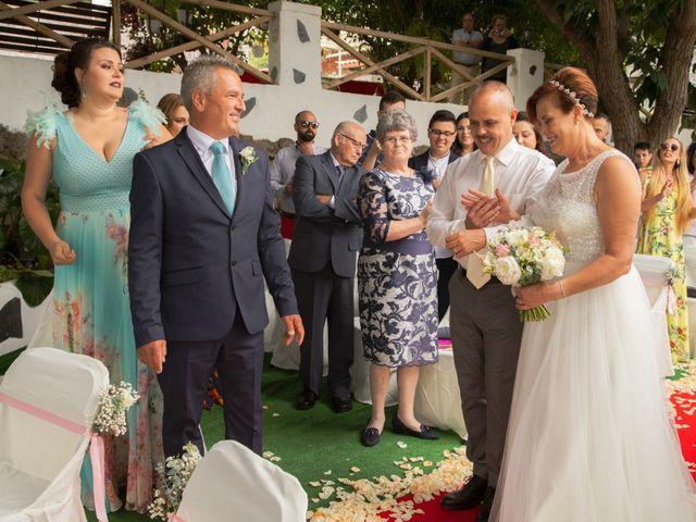 La boda de Jorge y Carmen en Santa Ursula, Santa Cruz de Tenerife 10