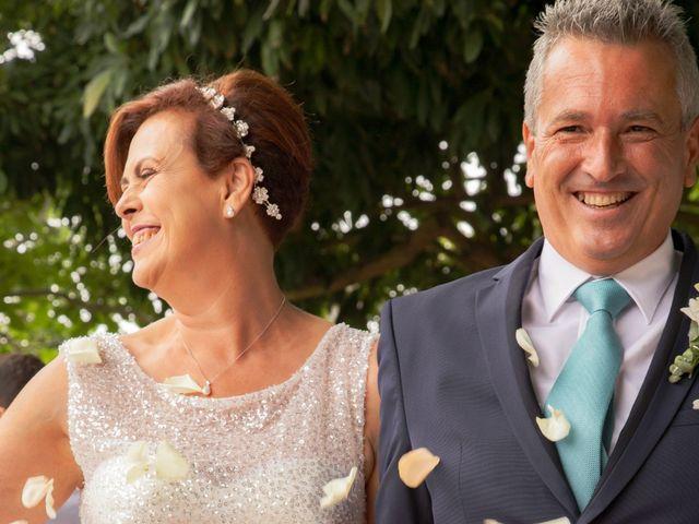 La boda de Jorge y Carmen en Santa Ursula, Santa Cruz de Tenerife 14