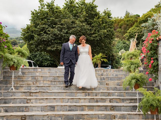 La boda de Jorge y Carmen en Santa Ursula, Santa Cruz de Tenerife 18