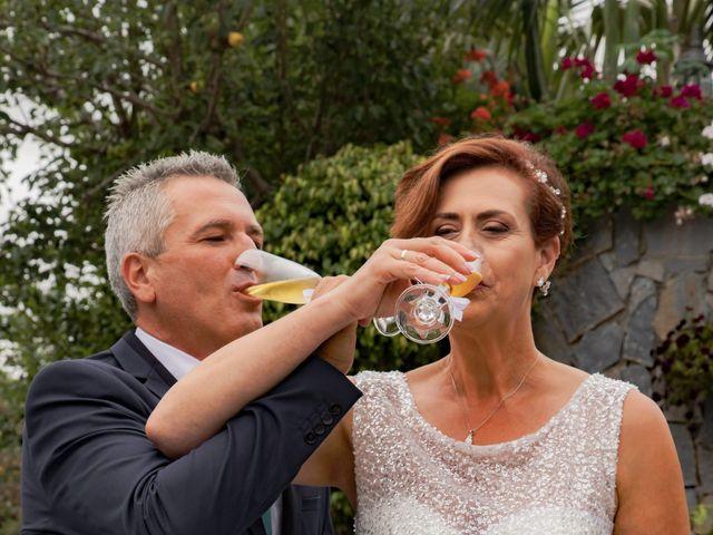 La boda de Jorge y Carmen en Santa Ursula, Santa Cruz de Tenerife 19