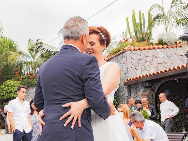 La boda de Jorge y Carmen en Santa Ursula, Santa Cruz de Tenerife 25
