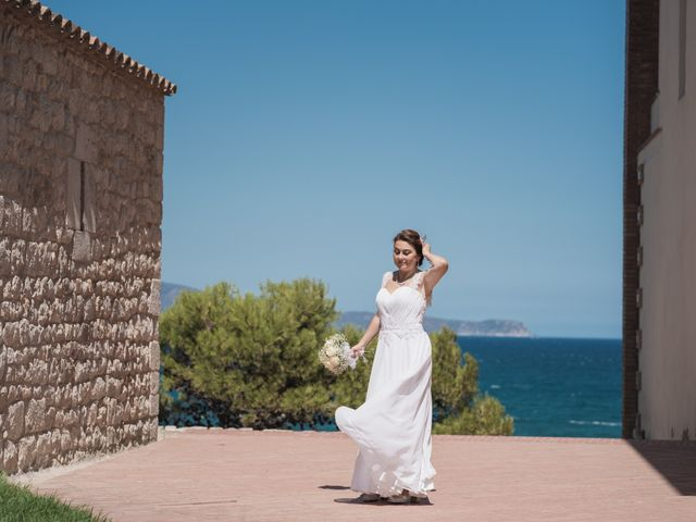 La boda de Eduard y Julia en Empuries, Girona 31