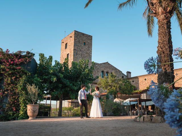 La boda de Eduard y Julia en Empuries, Girona 56