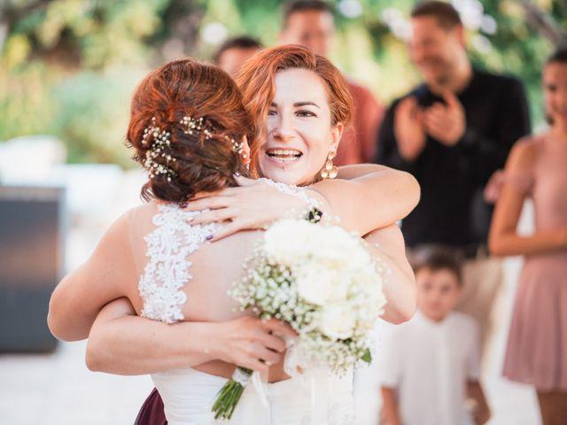 La boda de Eduard y Julia en Empuries, Girona 60