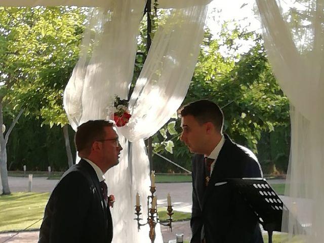 La boda de Emilio  y María en Villarrobledo, Albacete 11