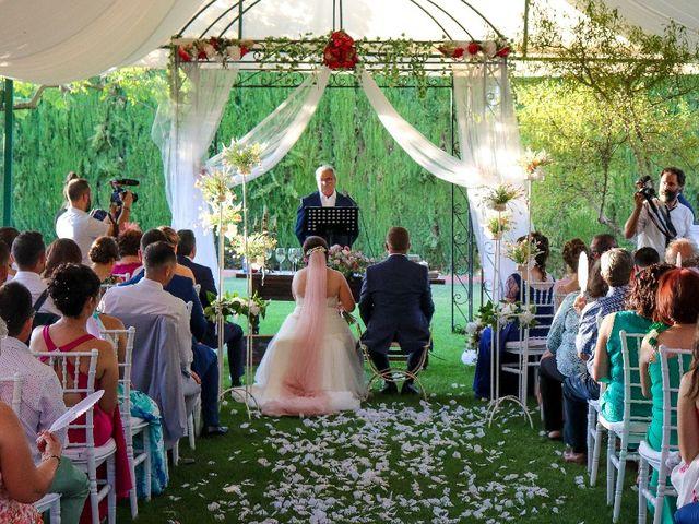 La boda de Emilio  y María en Villarrobledo, Albacete 1
