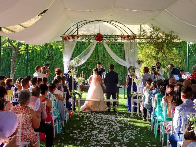 La boda de María y Emilio