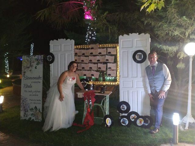 La boda de Emilio  y María en Villarrobledo, Albacete 22