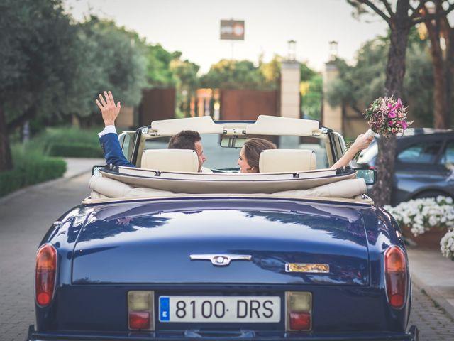 La boda de Elena y Nono