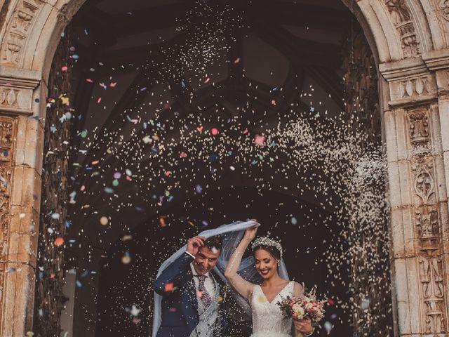La boda de Mario y Ana en Los Santos De Maimona, Badajoz 4