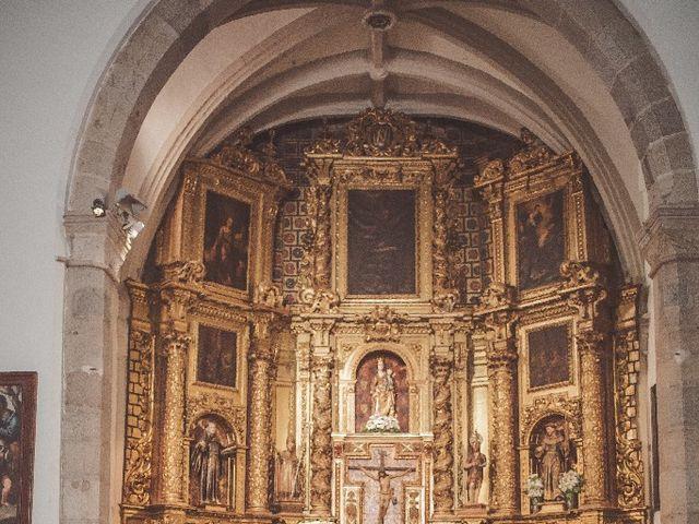 La boda de Mario y Ana en Los Santos De Maimona, Badajoz 5