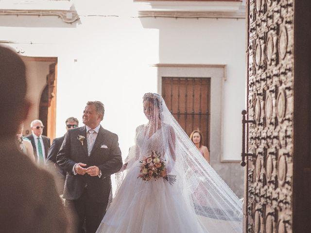 La boda de Mario y Ana en Los Santos De Maimona, Badajoz 2