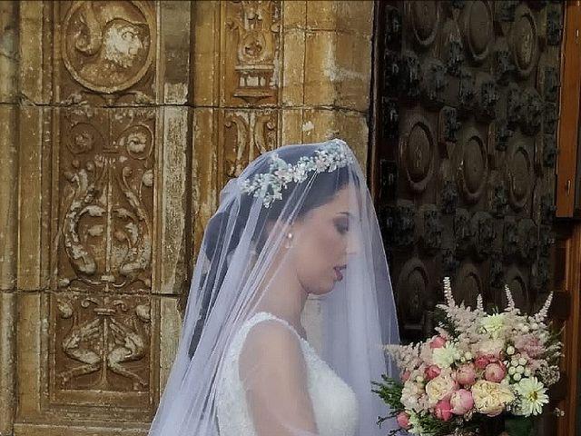 La boda de Mario y Ana en Los Santos De Maimona, Badajoz 8