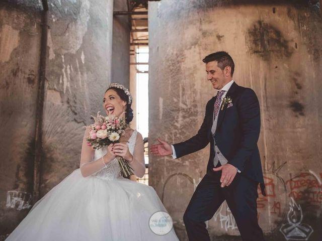 La boda de Mario y Ana en Los Santos De Maimona, Badajoz 9