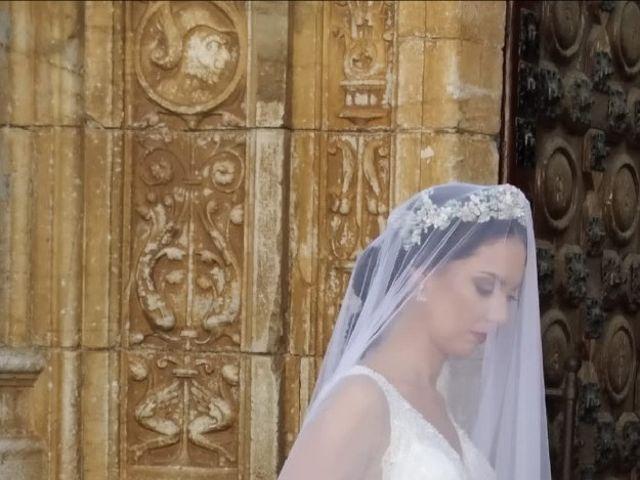 La boda de Mario y Ana en Los Santos De Maimona, Badajoz 10