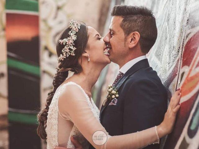 La boda de Mario y Ana en Los Santos De Maimona, Badajoz 15
