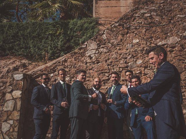 La boda de Mario y Ana en Los Santos De Maimona, Badajoz 18