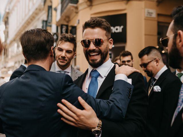 La boda de Pablo y Emi en Málaga, Málaga 24