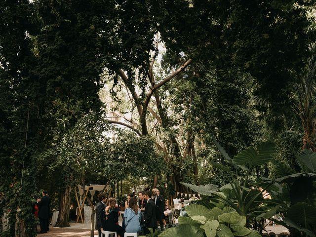 La boda de Pablo y Emi en Málaga, Málaga 32
