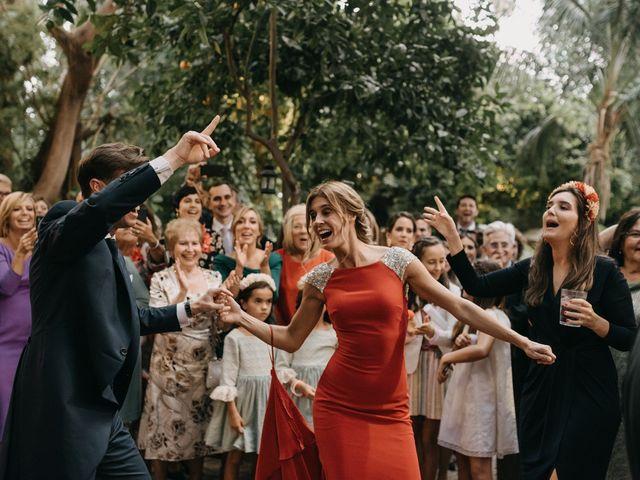 La boda de Pablo y Emi en Málaga, Málaga 45