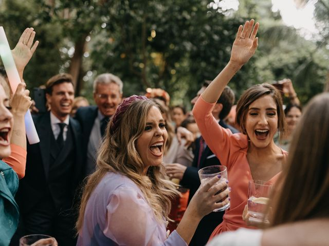 La boda de Pablo y Emi en Málaga, Málaga 47