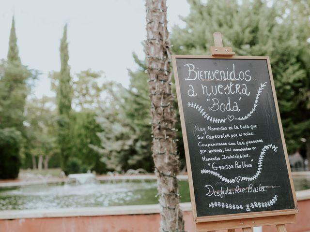 La boda de David y Ylenia en Villarrobledo, Albacete 2