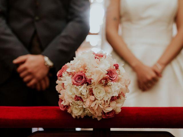 La boda de David y Ylenia en Villarrobledo, Albacete 8