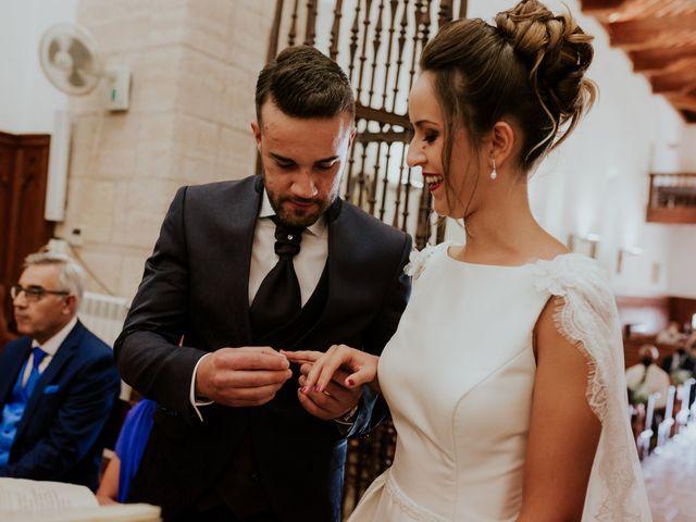 La boda de David y Ylenia en Villarrobledo, Albacete 16