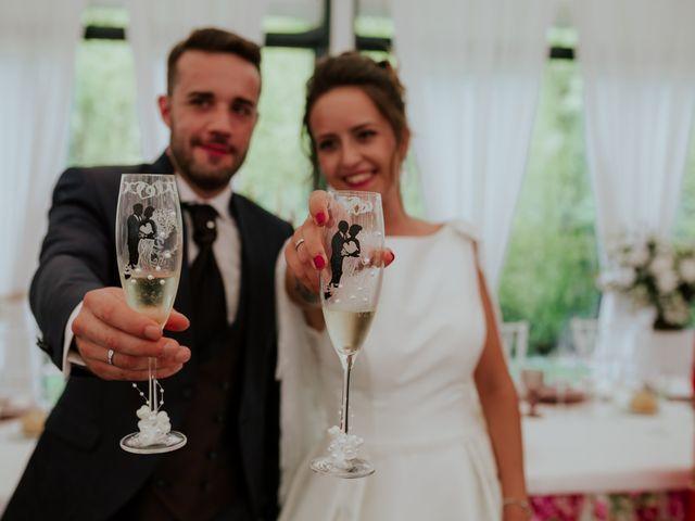 La boda de Ylenia y David