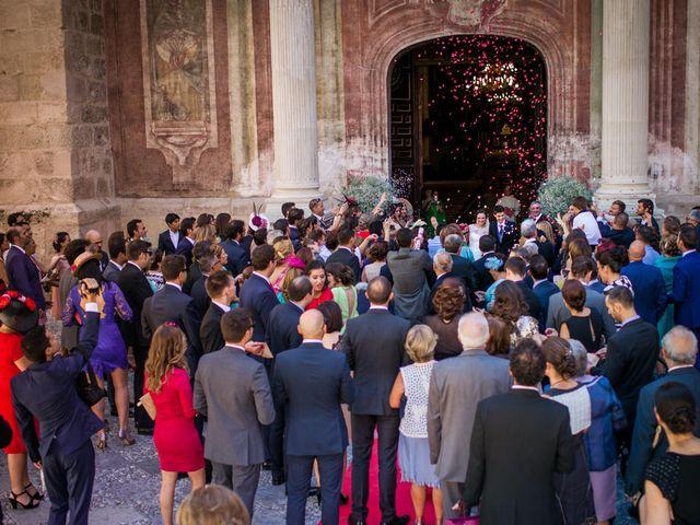 La boda de Marisol y Alex en Granada, Granada 20