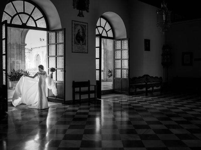 La boda de Marisol y Alex en Granada, Granada 24