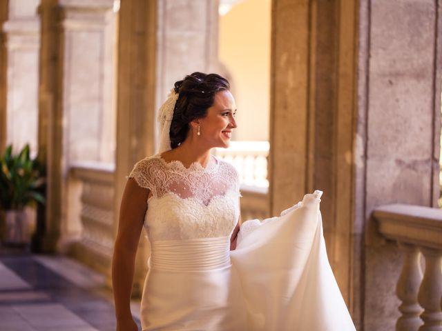 La boda de Marisol y Alex en Granada, Granada 28