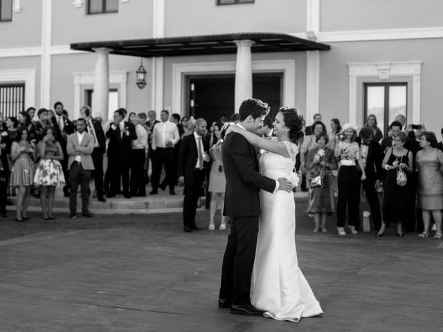 La boda de Marisol y Alex en Granada, Granada 34