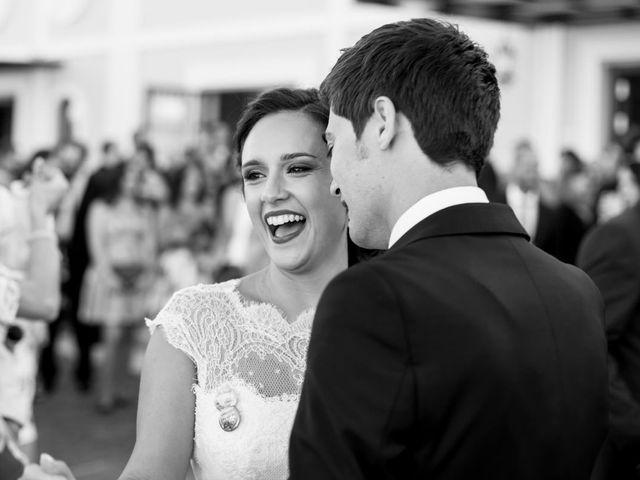 La boda de Marisol y Alex en Granada, Granada 35