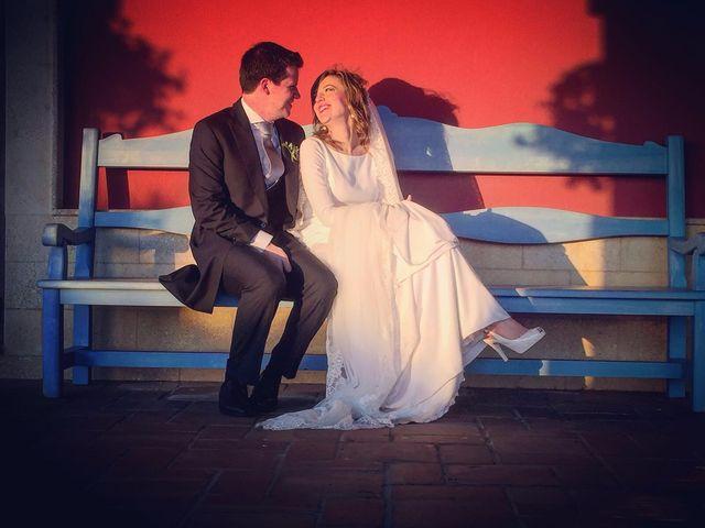 La boda de Marina y Daniel