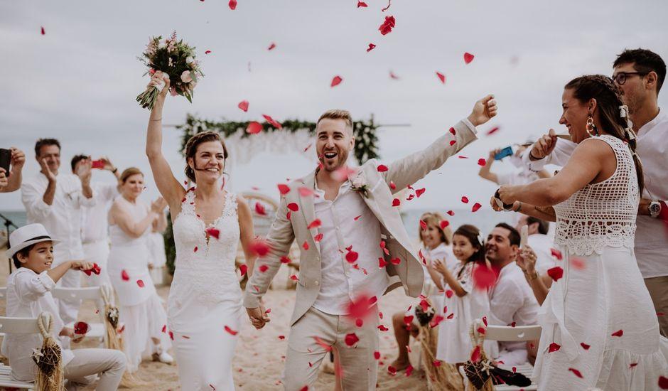 La boda de Walter  y Isa  en Malgrat De Mar, Barcelona