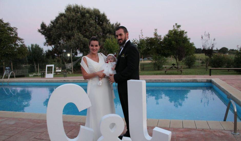 La boda de Javier y Camila  en Estanyol, Girona